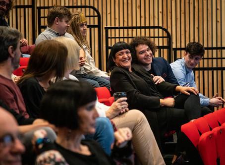 73 Cinema Receive Film Hub Wales Support