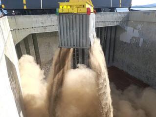 Porto de Antonina faz exportação inédita de pellets de cana