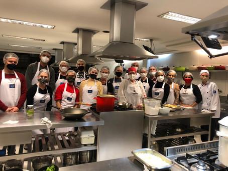 Curso de culinária luxemburguesa está com inscrições abertas