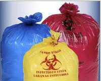 Medicale waste bag