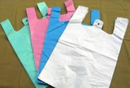 shopping bags/carrier bags