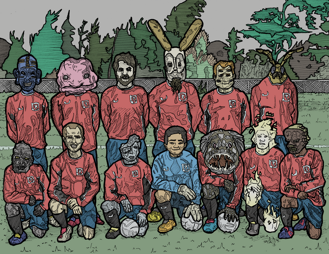 Fantasy and Imagination - The Croydon Wanderers