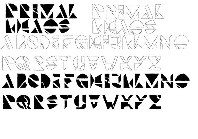Impirium Alphabet
