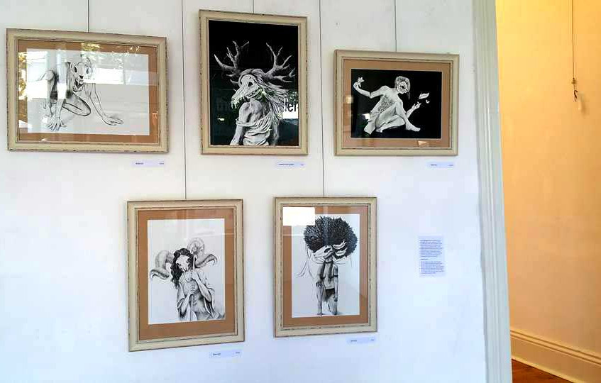 Laura Wellington FaI exhibition