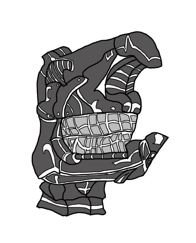 Primal:Khaos Rhino-ish Helmet