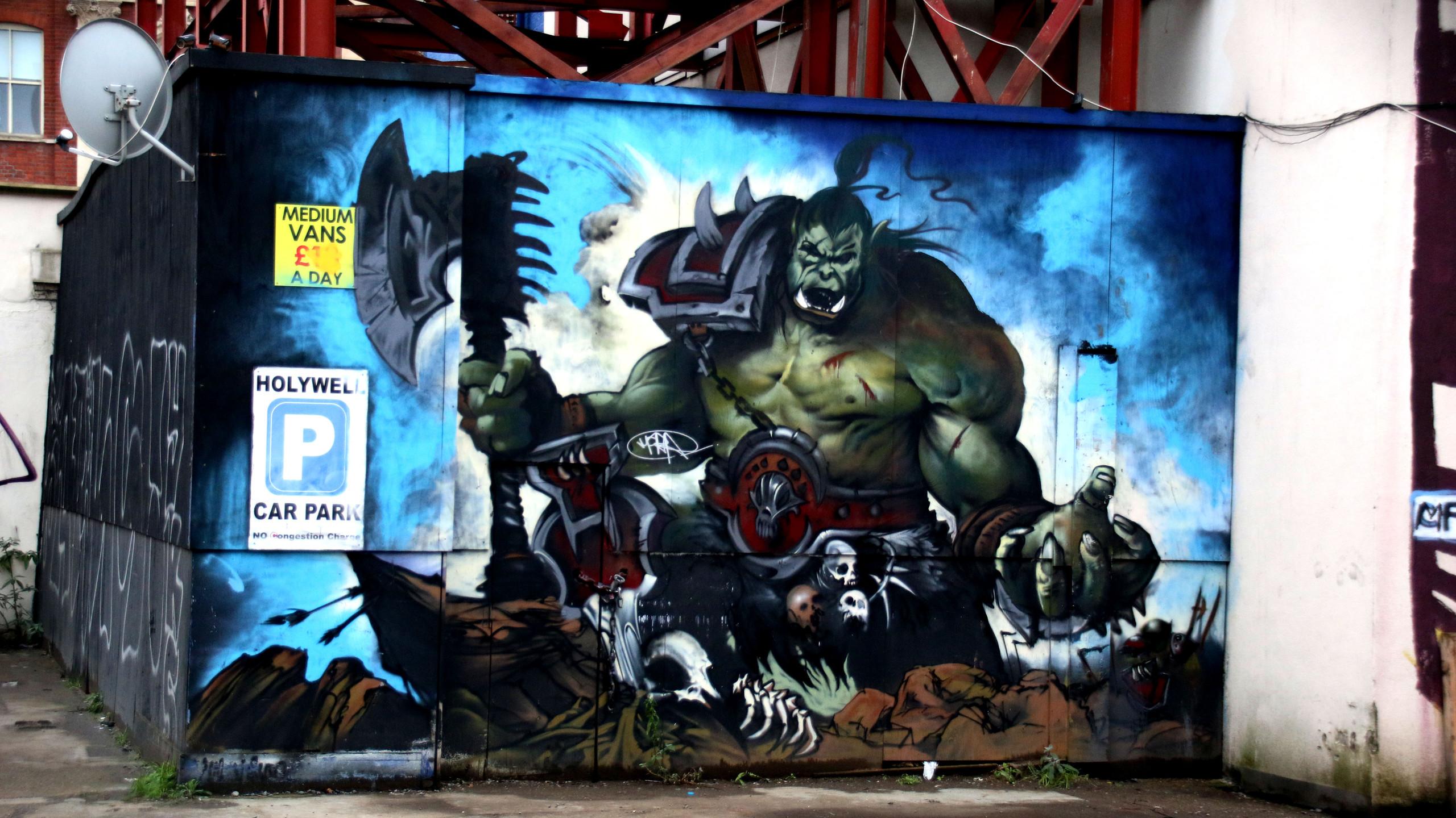 World of Warcraft piece