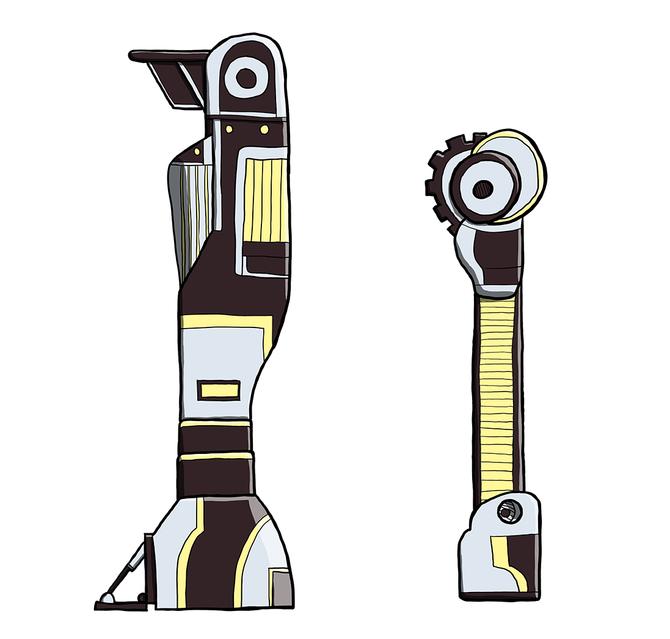 Mechanical Text - Ii