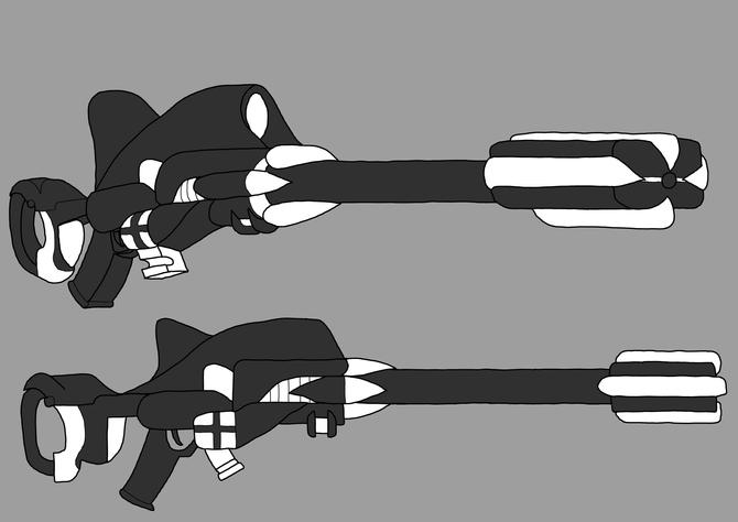 Impirium Sniper Rifles