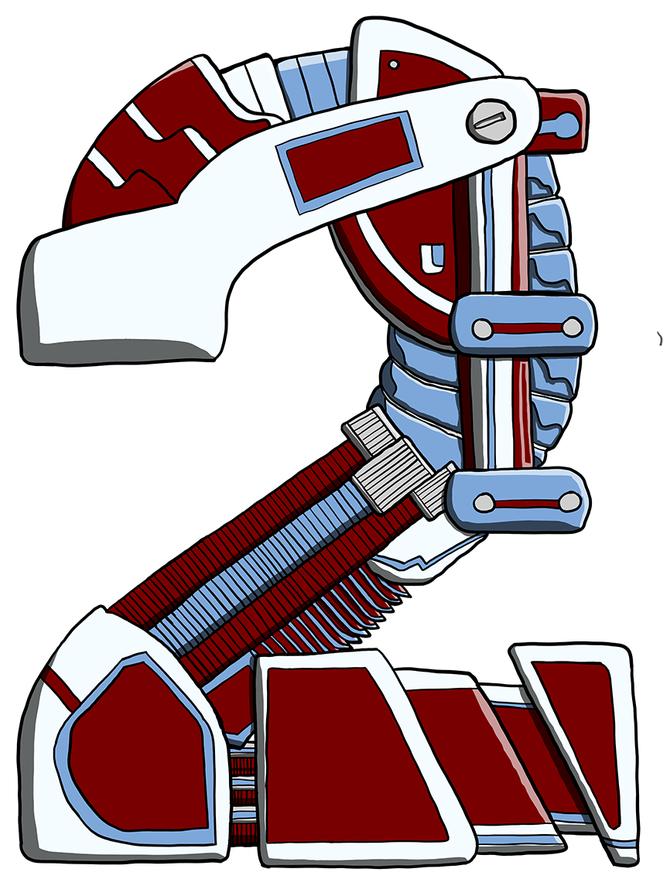 Mechanical Text - 2