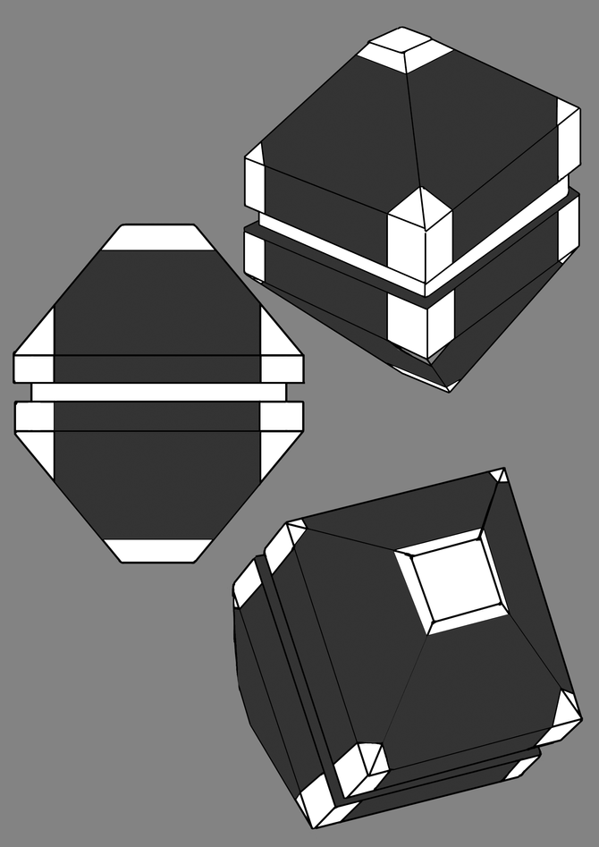Primal:Khaos Grenade Designs