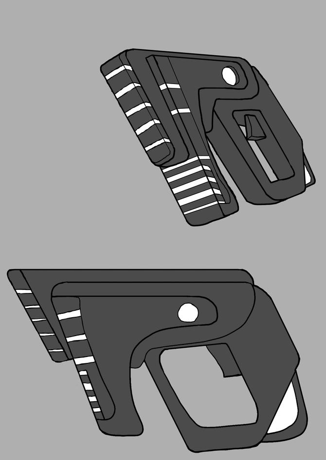 Impirium Pistol design (2)
