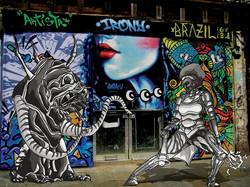 Street Art Superheroes