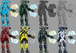 Impirium Gaming designs