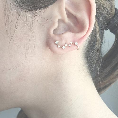 Stone Constellation Ear Cuff
