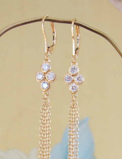 Vesper Dangling Earrings