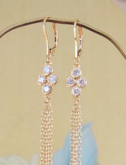 Vesper Dangling Earrings