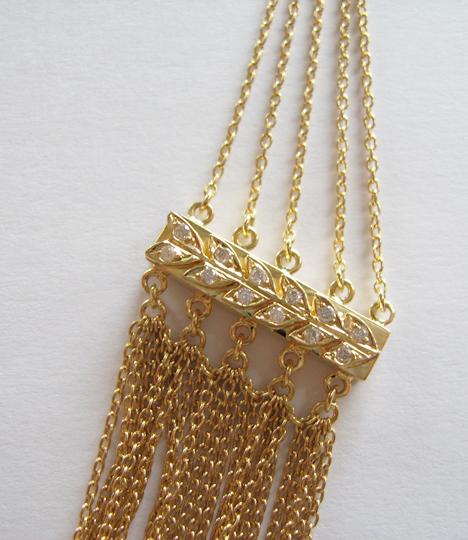Colette Mesh Necklace