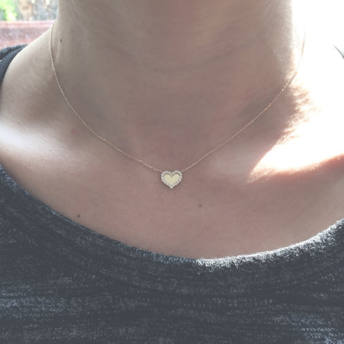 Sweetheart Necklace ($213.00USD)