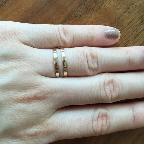 2 Bar Ring