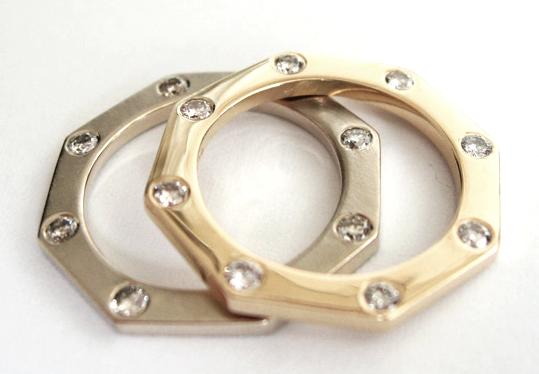 Harper Nut Rings