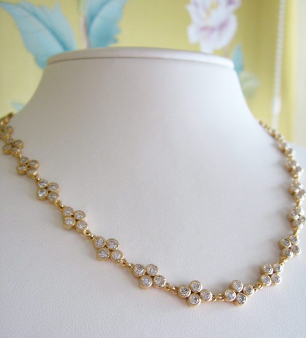 Vesper Princess Necklace