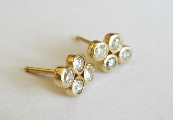 Vesper Stud Earrings