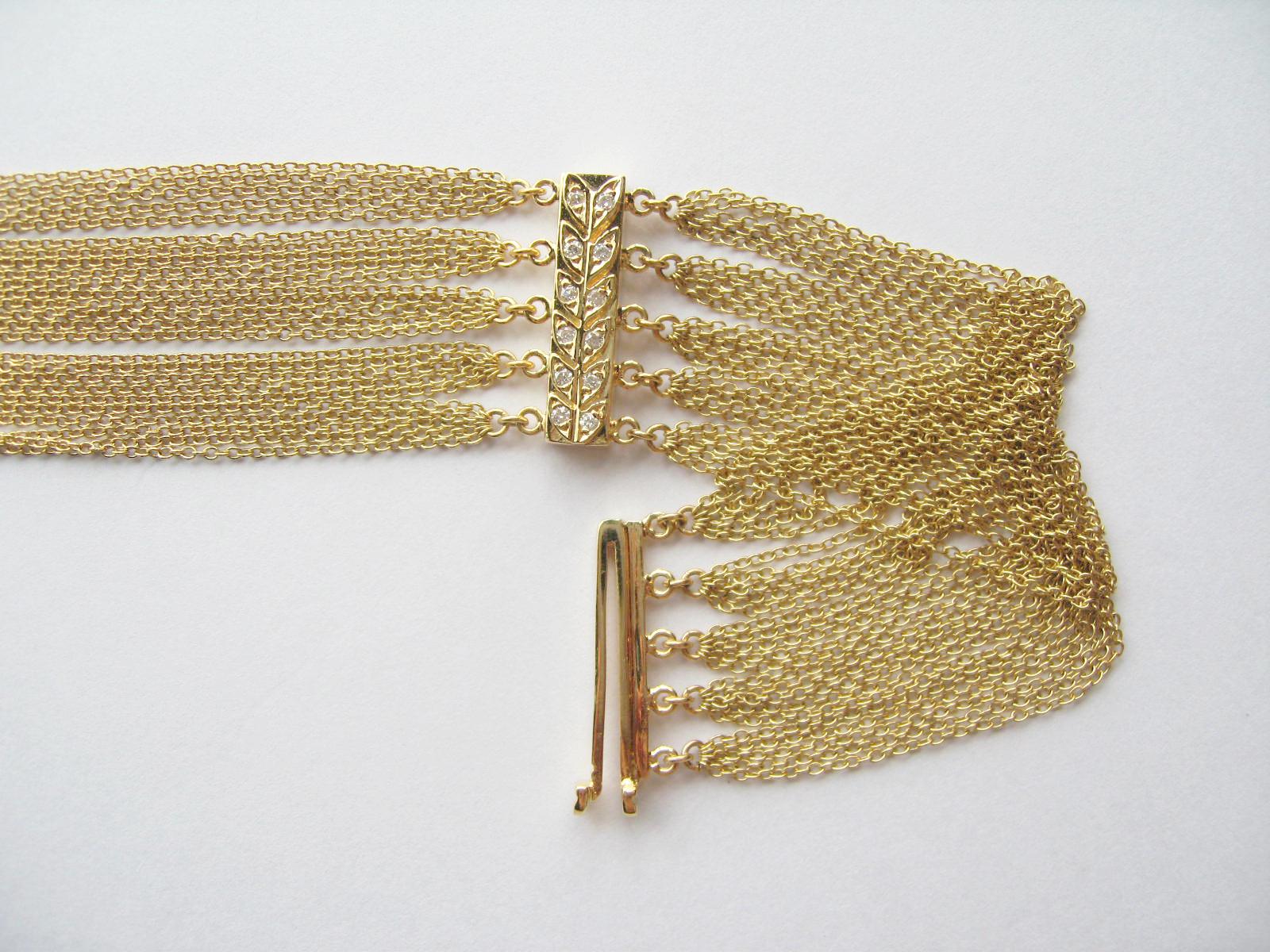 Colette Mesh Bracelet