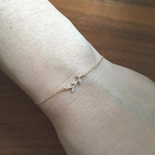 Leaf Branch Bracelet