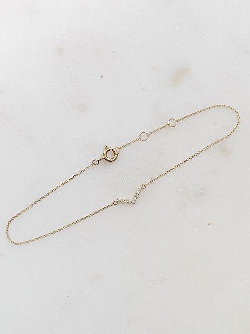 Mini V Bracelet