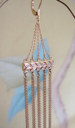 Colette Dangling Earrings