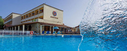 Gemini Hotel Messonghi Greece - Accommodations In Corfu - Greek Hotels - Rooms In Messonghi