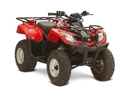 Kymco MXU 100cc | Kavos Quad Rental | June 2021