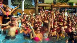 Quayside Village Hotel - Pool Party Tuesday - Kavos Corfu