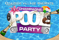 VIP Booths Champagne Spray Kavos Corfu | VIP Services At Quayside Village Kavos | VIP Seating At Events In Kavos Corfu