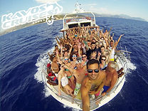 Booze Cruise By Kavos Cruises | Kavos Boat Parties | Kavos Events | Kavos Party Calendar