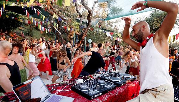 Ecstatic Dance Festival Corfu 2020