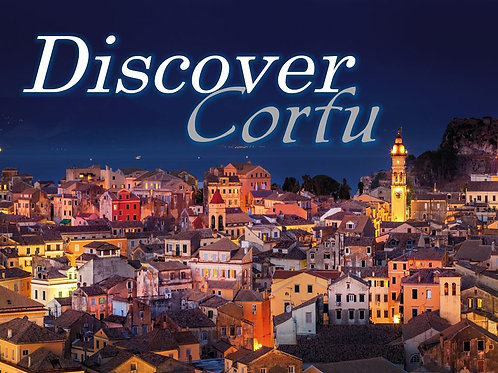 Discover Corfu Town By Night | Kavos | E-Ticket | June 2017