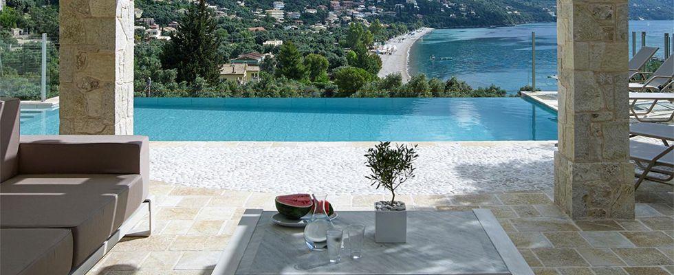 Luxury Villas In Corfu - Villa Conti Barbati Corfu - Best Villas In Greece