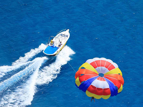 Parasail Watersport | Activity | Kavos | E-TICKET | Sep 2021