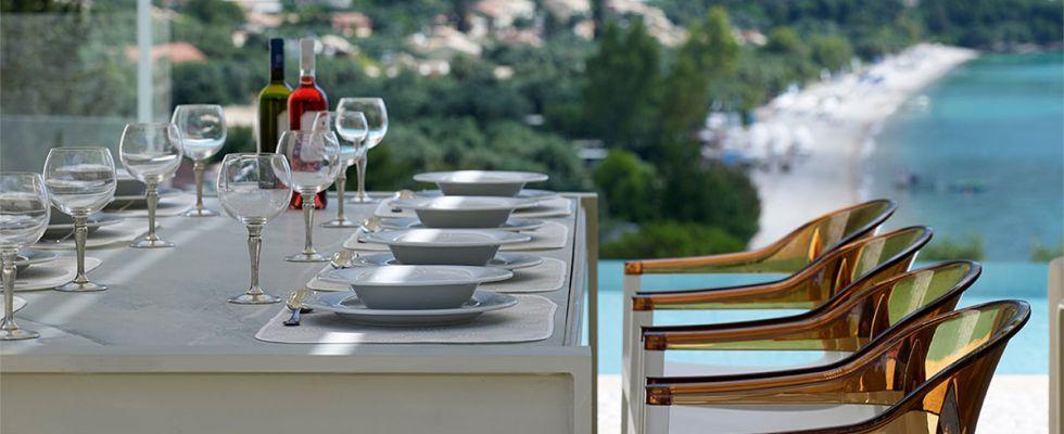 Villa Conti Barbati Corfu - Greek Luxury Villas - Best Villas In Corfu Greece