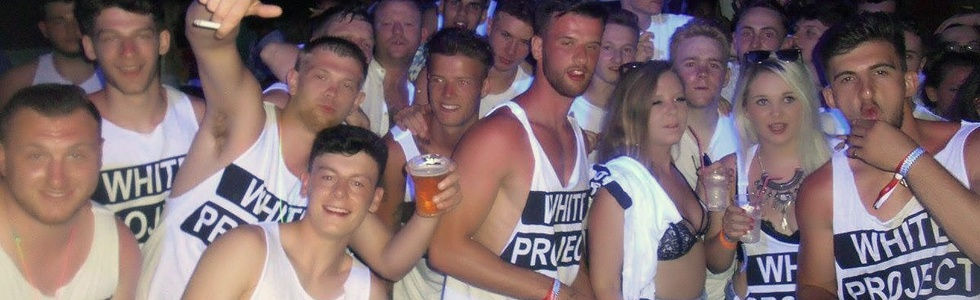 Kavos White Project Party | Quayside Village | Kavos Parties | VIP Booths