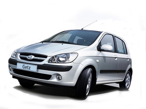 1100cc | Hyundai Getz | 4 Passenger | Kavos Car Rental | May 2018