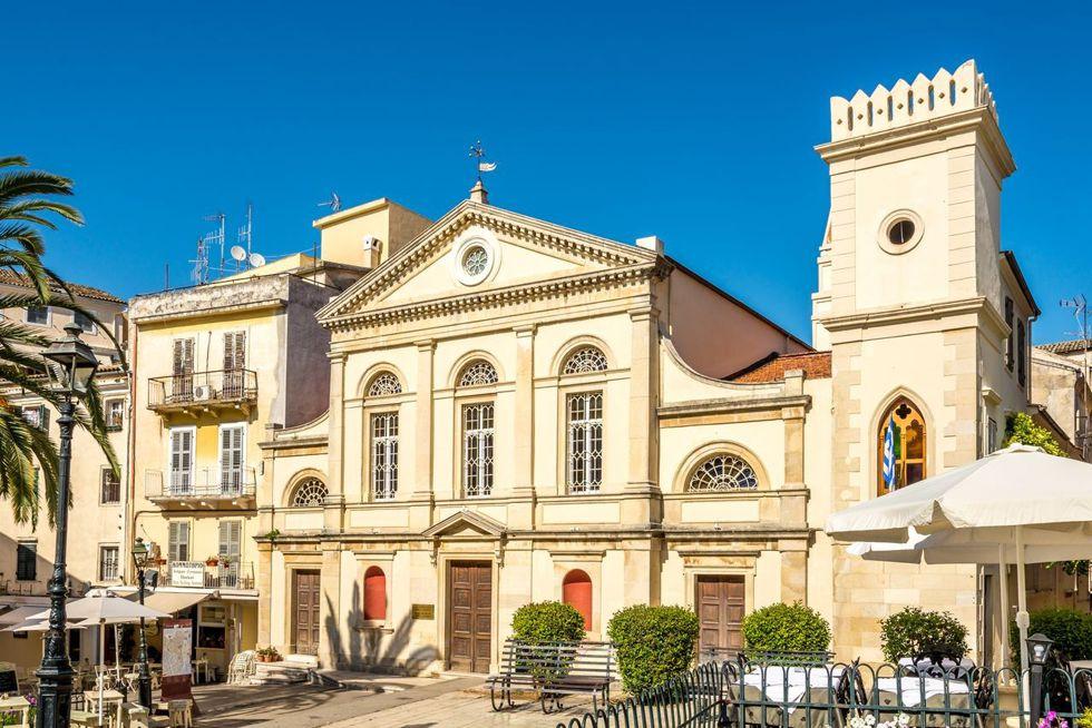 Saint Jacob - Corfu Town - Kavos Excursi