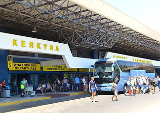 Corfu Airport Gets Major Facelift