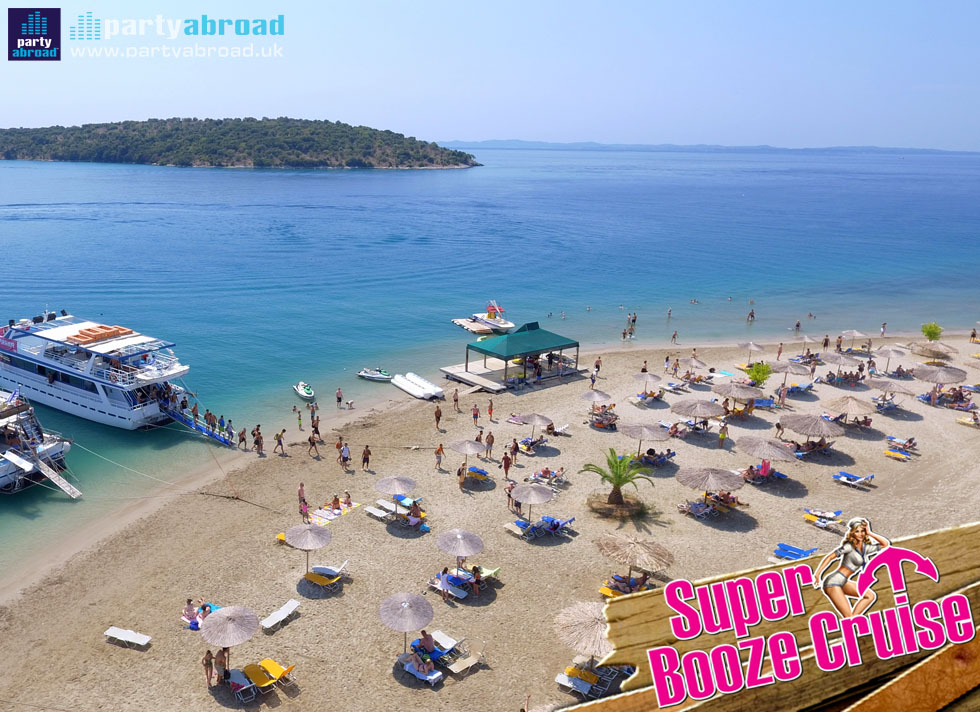 Kavos Super Booze Cruise Boat Party