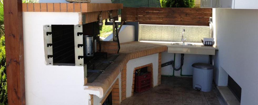 Villas With BBQ In Corfu Greece - La Pearl Villa Messonghi - Greek Luxury Villas