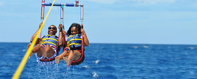 Kavos Corfu Watersports | Parasail | Kavos Beach Activities | Kavos Fun In The Sun | Kavos Action | Kavos Entertainment