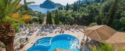Amazing Hotels In Corfu Greece - Paleo ArtNouveau Paleokastritsa - Best Resorts In Corfu
