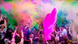 Holi Colours Party Kavos - Atlantis Beach Venue Kavos Corfu
