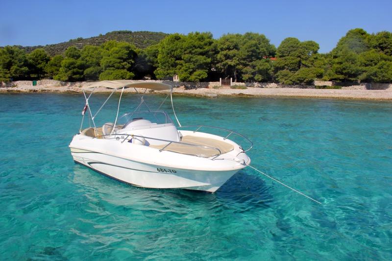 Kavos Corfu Boat Rentals | Coastal C